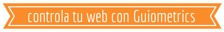 Analítica Digital: controla tu web con Guiometrics