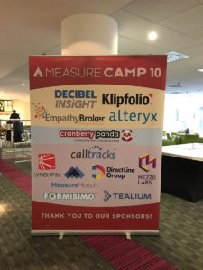 Measurecamp London X