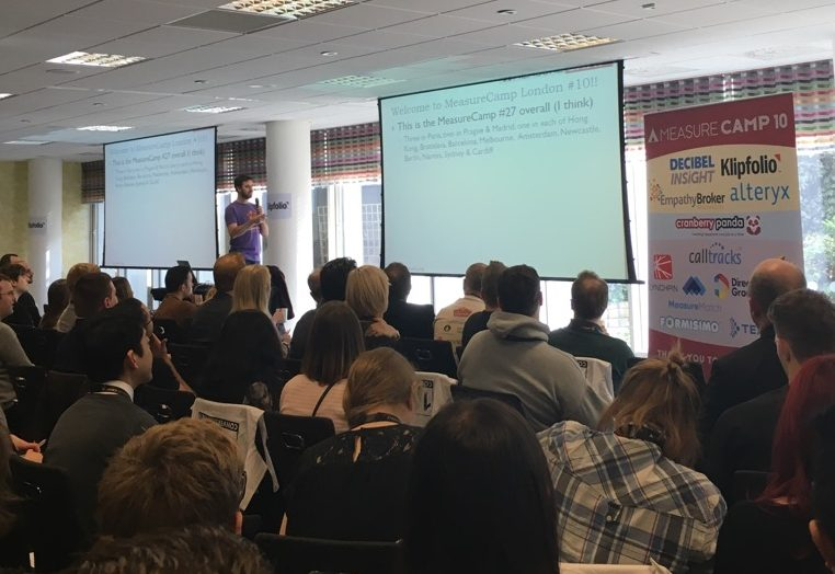 Measurecamp London 10